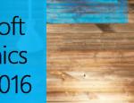 Microsoft CRM 2016